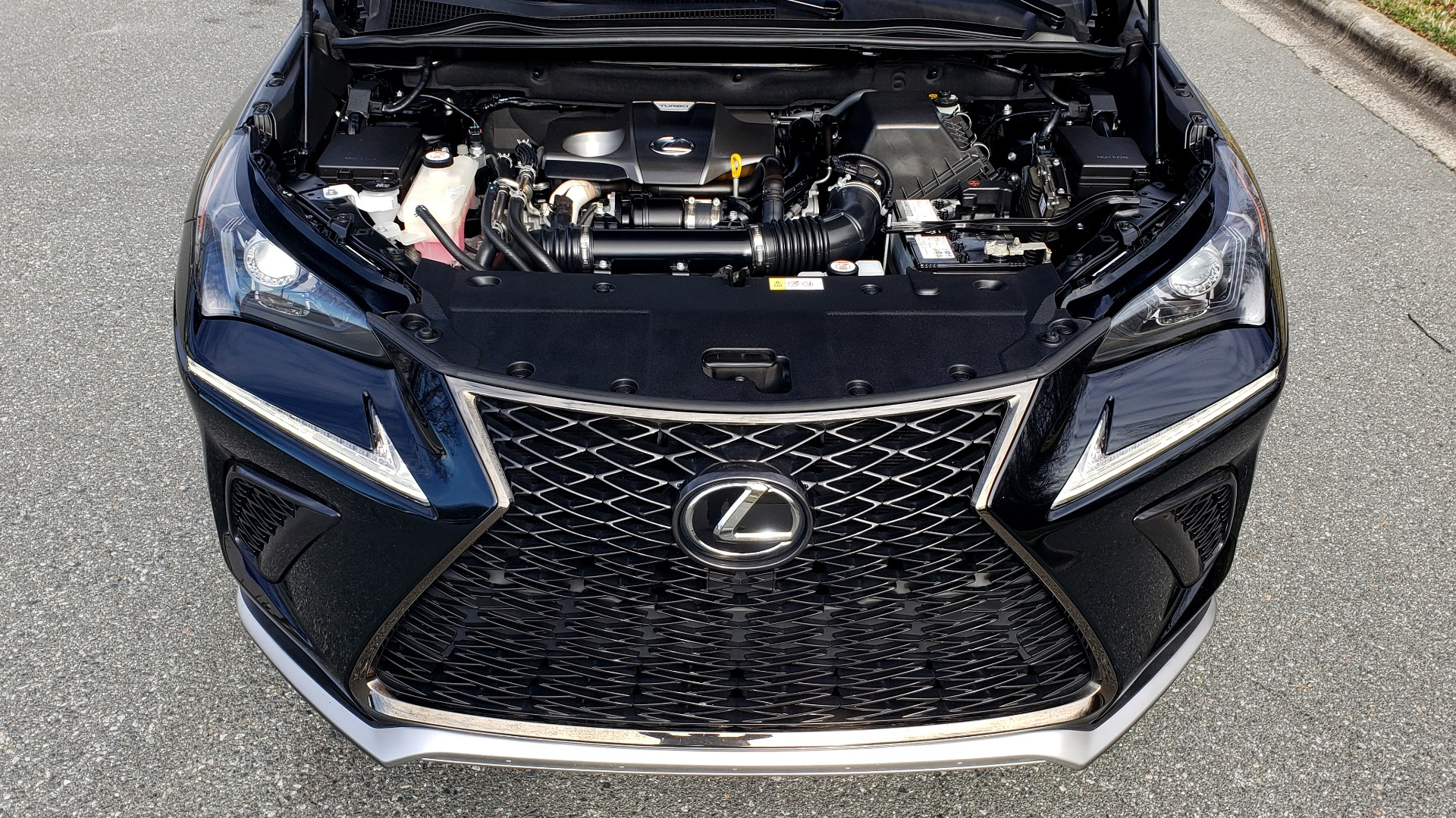 Used 2018 Lexus NX 300 F-SPORT / LEATHER / ACCY PKG / 18IN WHEELS for sale Sold at Formula Imports in Charlotte NC 28227 11