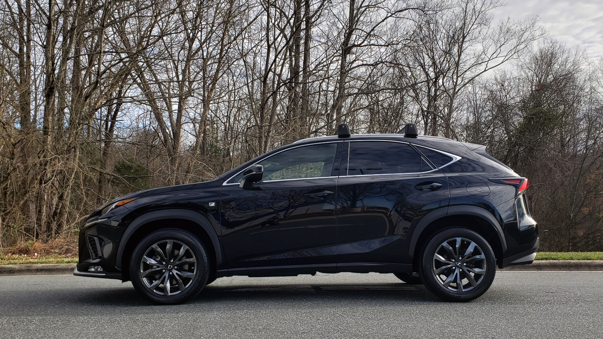 Used 2018 Lexus NX 300 F-SPORT / LEATHER / ACCY PKG / 18IN WHEELS for sale Sold at Formula Imports in Charlotte NC 28227 2