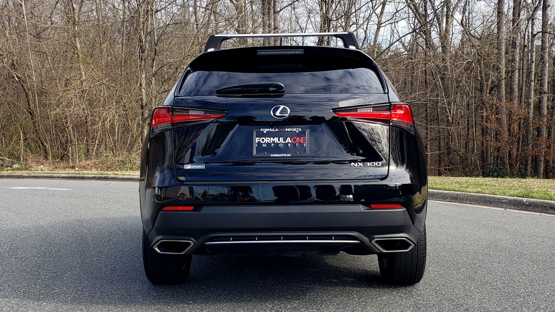 Used 2018 Lexus NX 300 F-SPORT / LEATHER / ACCY PKG / 18IN WHEELS for sale Sold at Formula Imports in Charlotte NC 28227 27