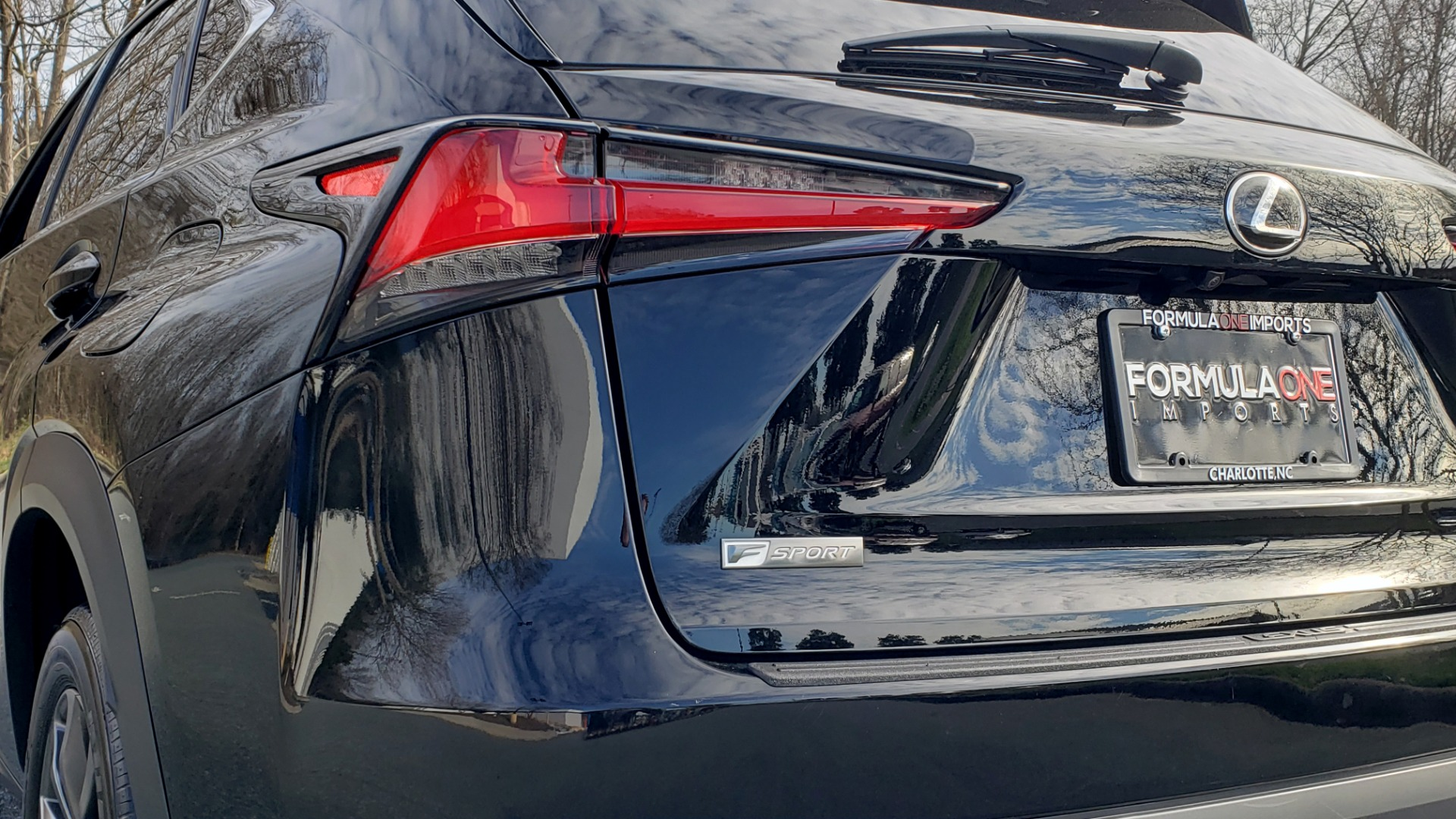 Used 2018 Lexus NX 300 F-SPORT / LEATHER / ACCY PKG / 18IN WHEELS for sale Sold at Formula Imports in Charlotte NC 28227 28