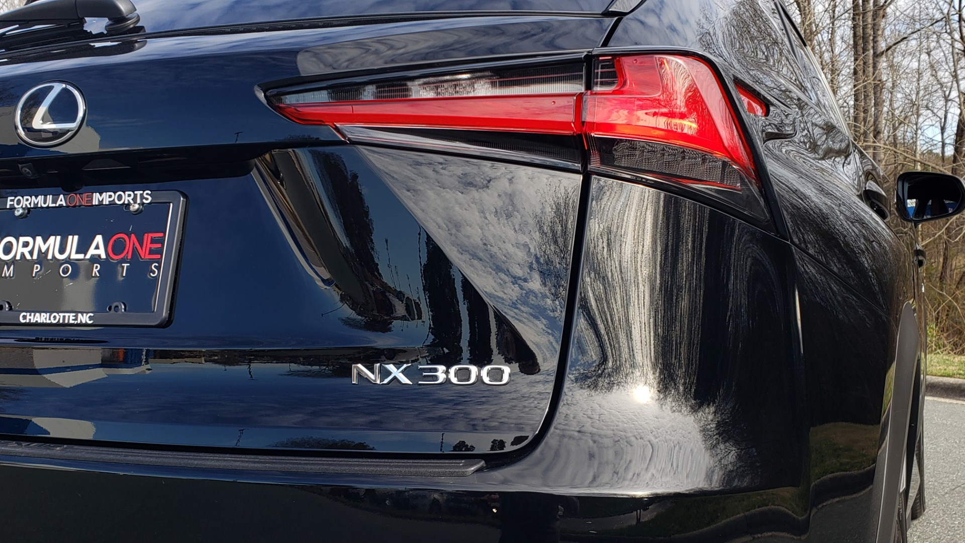 Used 2018 Lexus NX 300 F-SPORT / LEATHER / ACCY PKG / 18IN WHEELS for sale Sold at Formula Imports in Charlotte NC 28227 29