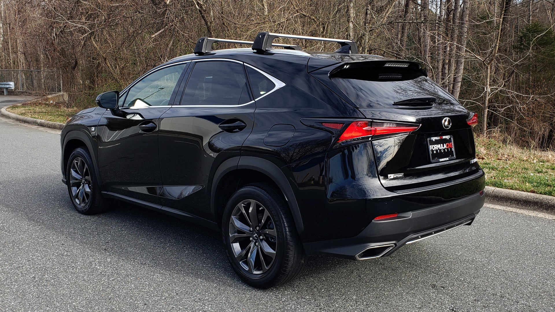 Used 2018 Lexus NX 300 F-SPORT / LEATHER / ACCY PKG / 18IN WHEELS for sale Sold at Formula Imports in Charlotte NC 28227 3