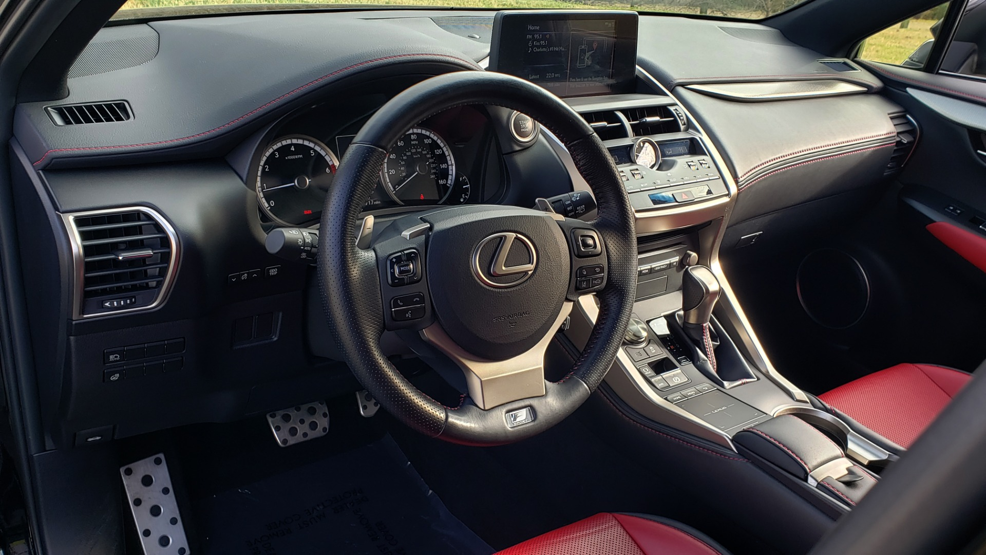 Used 2018 Lexus NX 300 F-SPORT / LEATHER / ACCY PKG / 18IN WHEELS for sale Sold at Formula Imports in Charlotte NC 28227 36