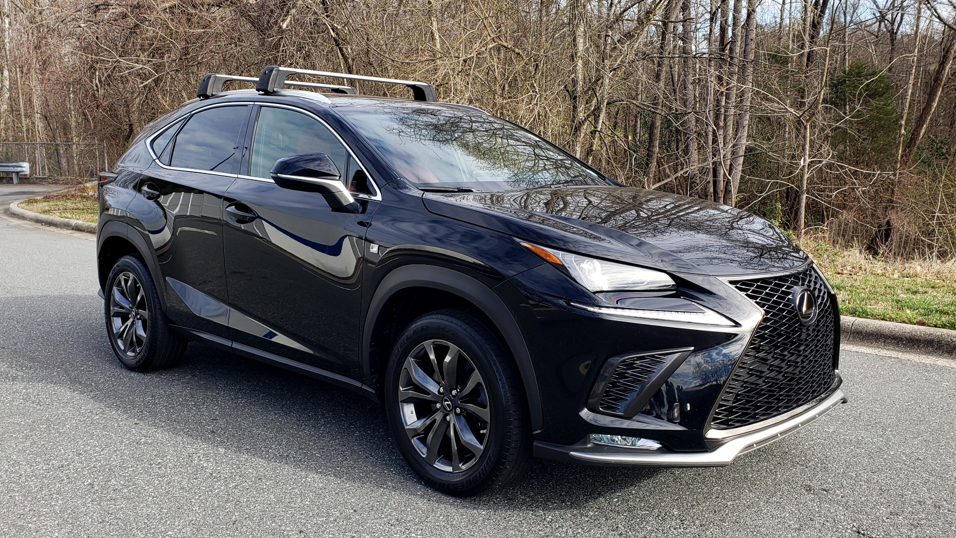 Used 2018 Lexus NX 300 F-SPORT / LEATHER / ACCY PKG / 18IN WHEELS for sale Sold at Formula Imports in Charlotte NC 28227 4