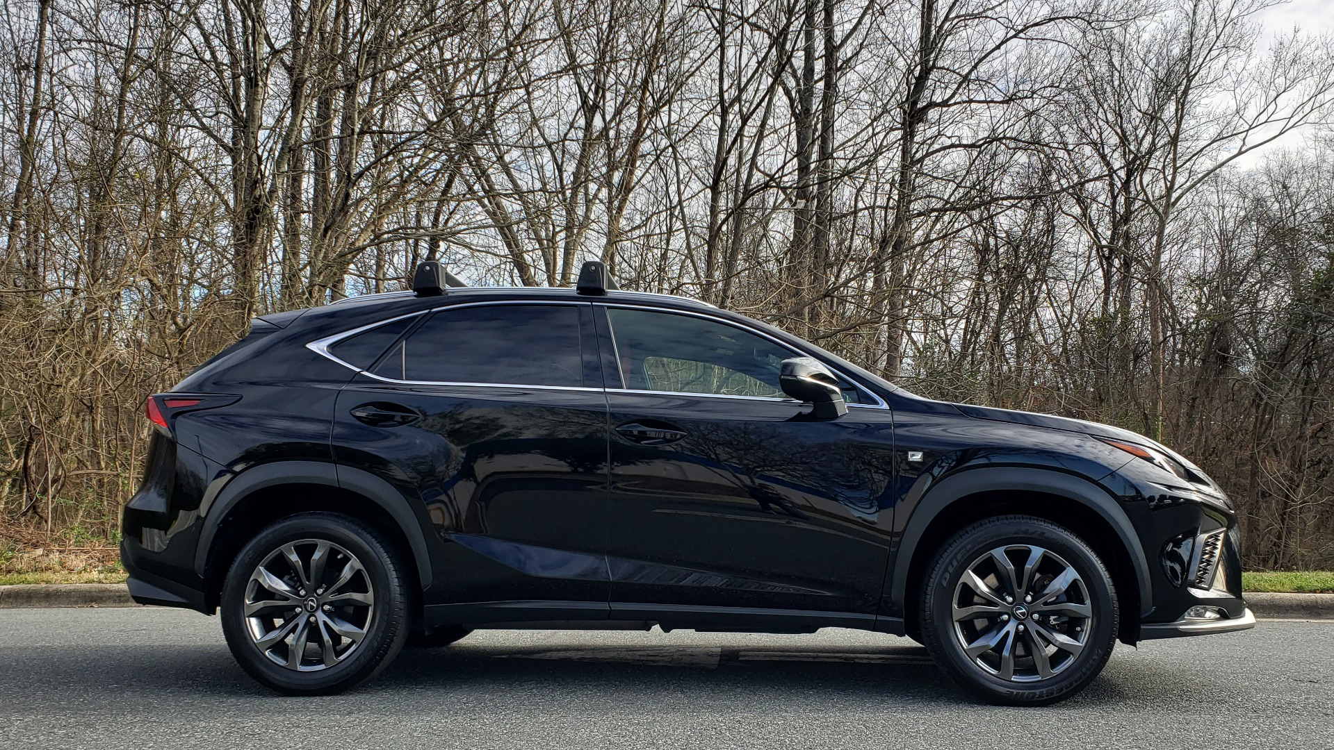 Used 2018 Lexus NX 300 F-SPORT / LEATHER / ACCY PKG / 18IN WHEELS for sale Sold at Formula Imports in Charlotte NC 28227 5