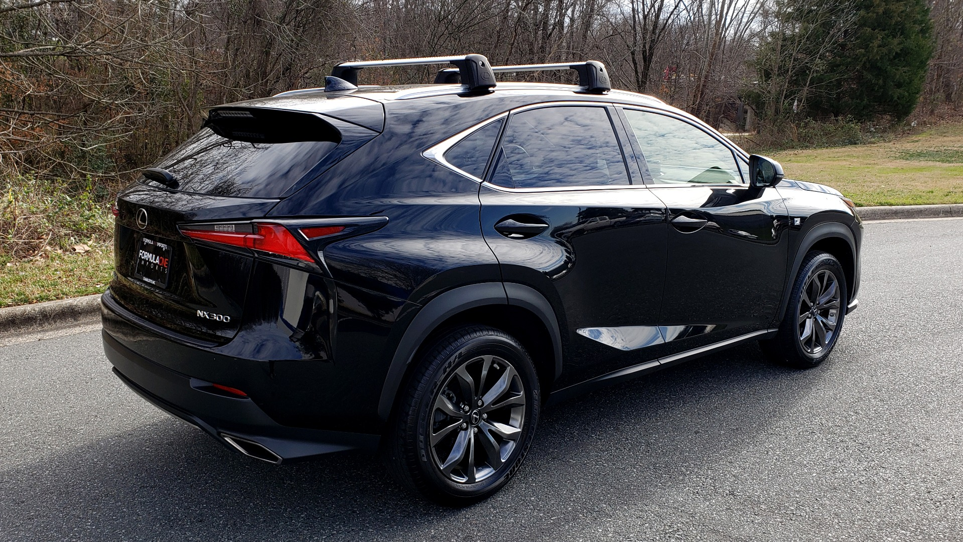 Used 2018 Lexus NX 300 F-SPORT / LEATHER / ACCY PKG / 18IN WHEELS for sale Sold at Formula Imports in Charlotte NC 28227 6