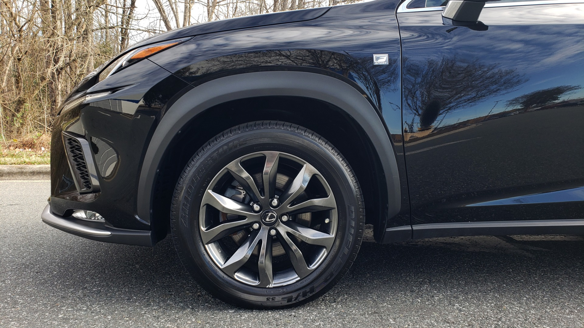 Used 2018 Lexus NX 300 F-SPORT / LEATHER / ACCY PKG / 18IN WHEELS for sale Sold at Formula Imports in Charlotte NC 28227 75