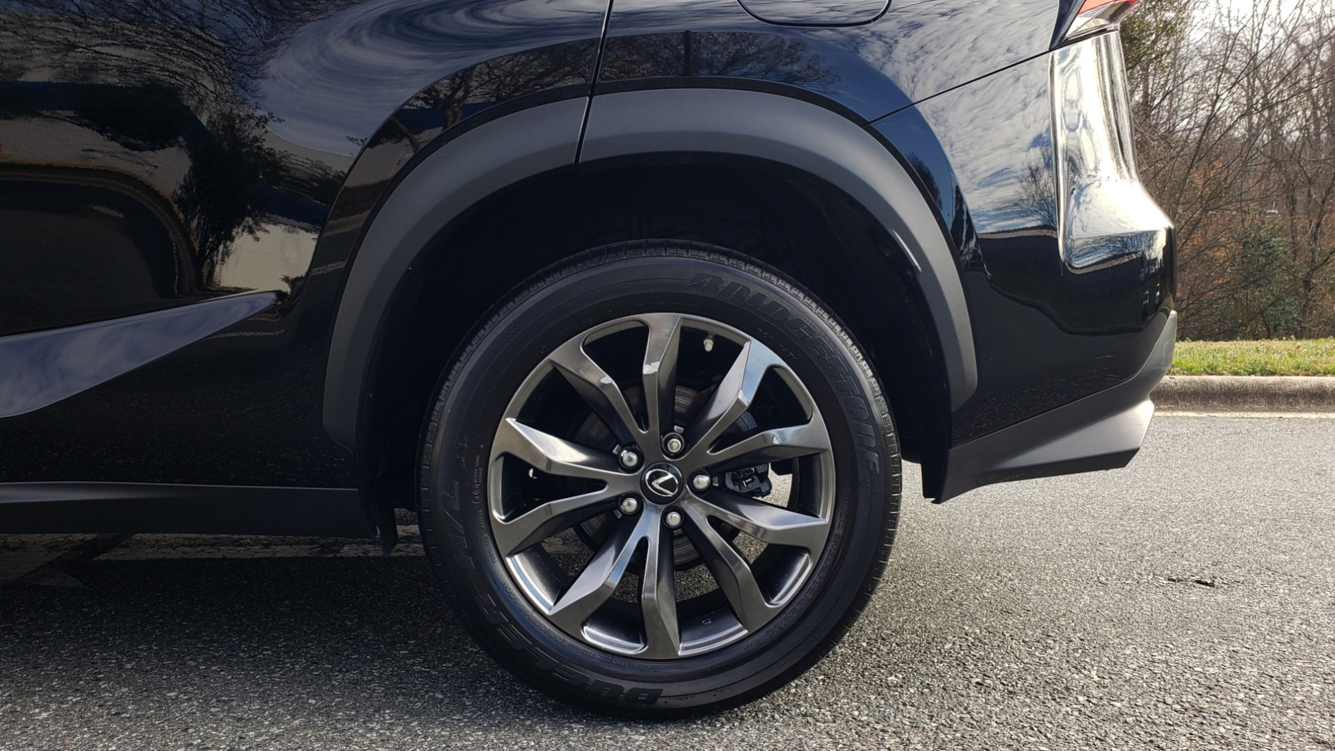 Used 2018 Lexus NX 300 F-SPORT / LEATHER / ACCY PKG / 18IN WHEELS for sale Sold at Formula Imports in Charlotte NC 28227 76