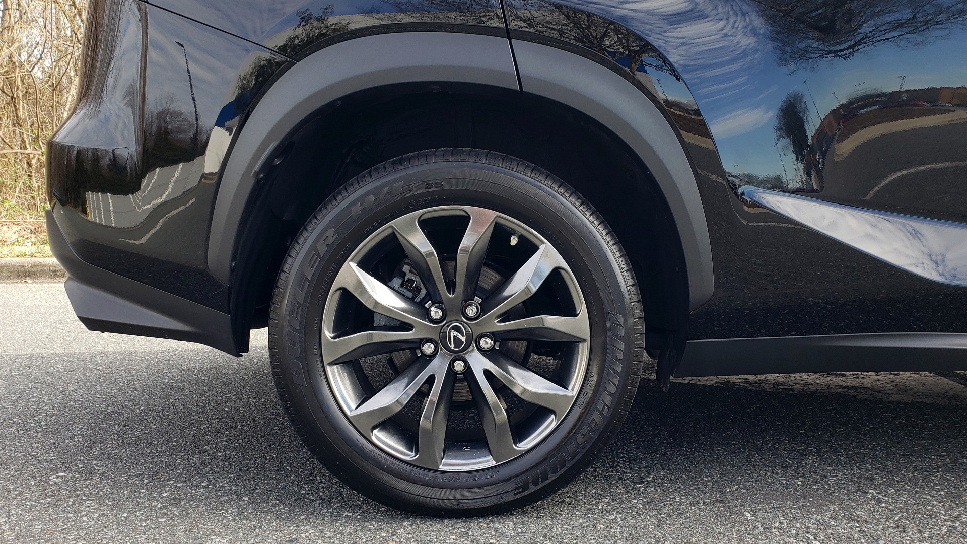 Used 2018 Lexus NX 300 F-SPORT / LEATHER / ACCY PKG / 18IN WHEELS for sale Sold at Formula Imports in Charlotte NC 28227 77