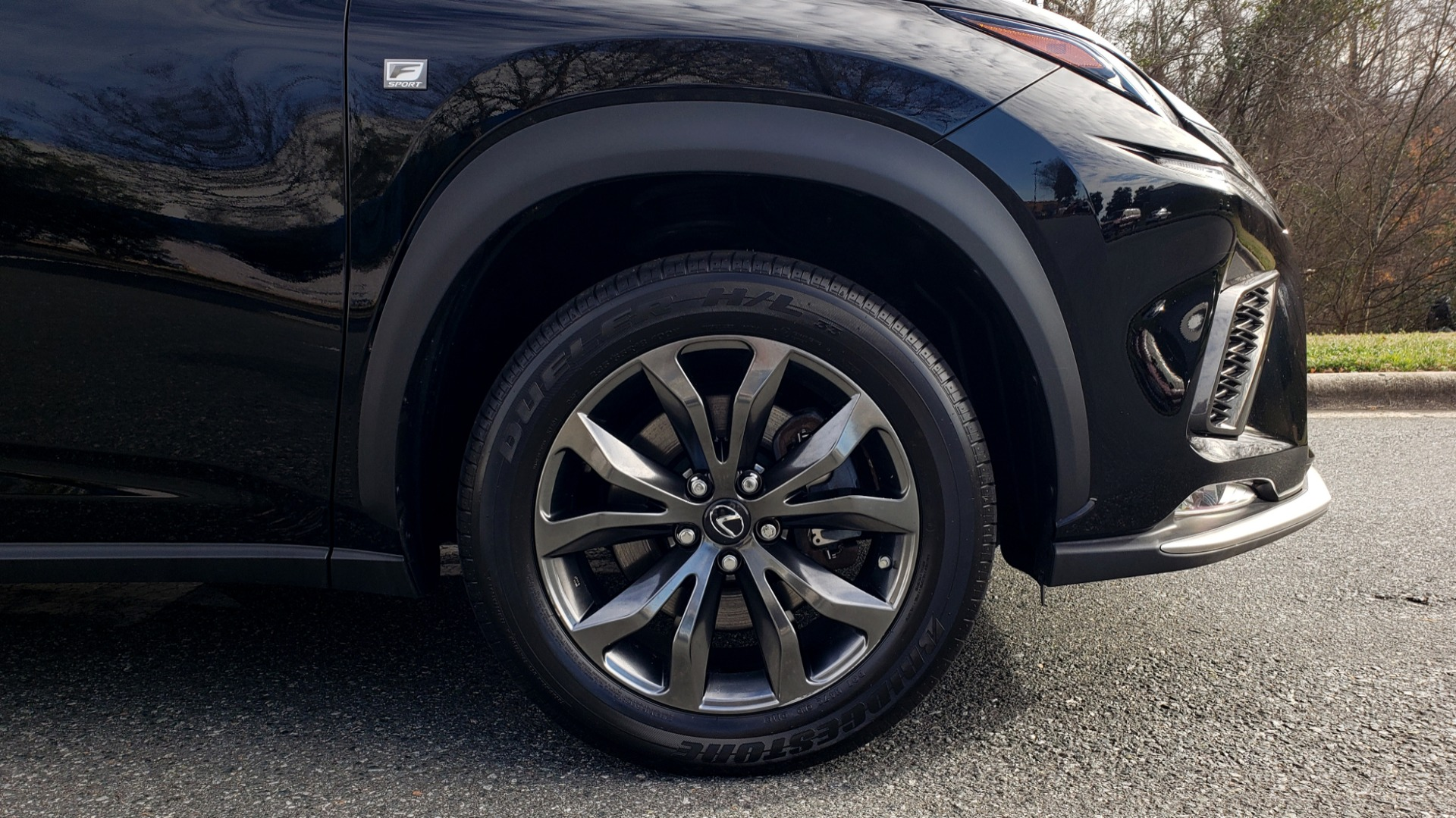 Used 2018 Lexus NX 300 F-SPORT / LEATHER / ACCY PKG / 18IN WHEELS for sale Sold at Formula Imports in Charlotte NC 28227 78