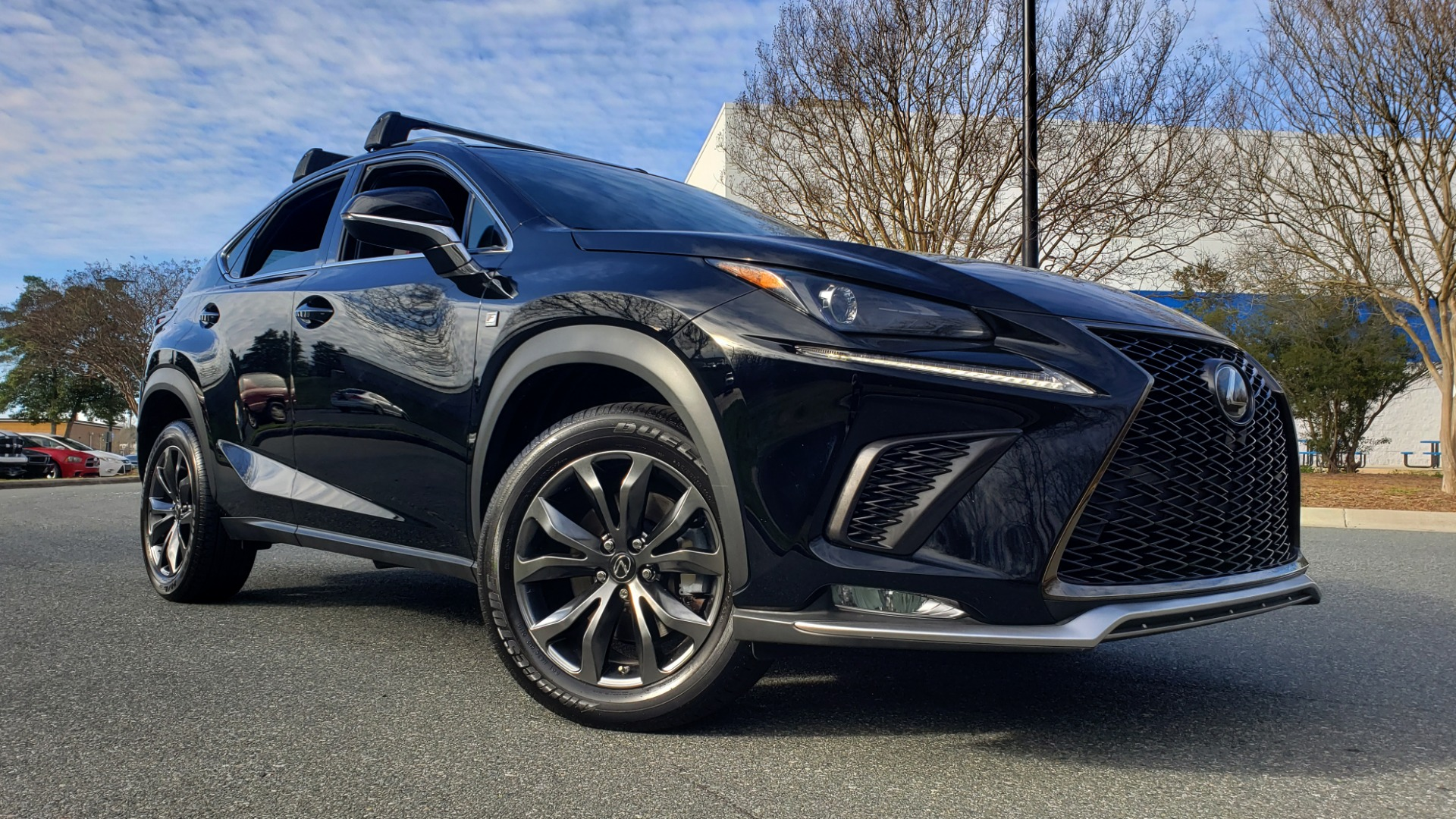 Used 2018 Lexus NX 300 F-SPORT / LEATHER / ACCY PKG / 18IN WHEELS for sale Sold at Formula Imports in Charlotte NC 28227 85