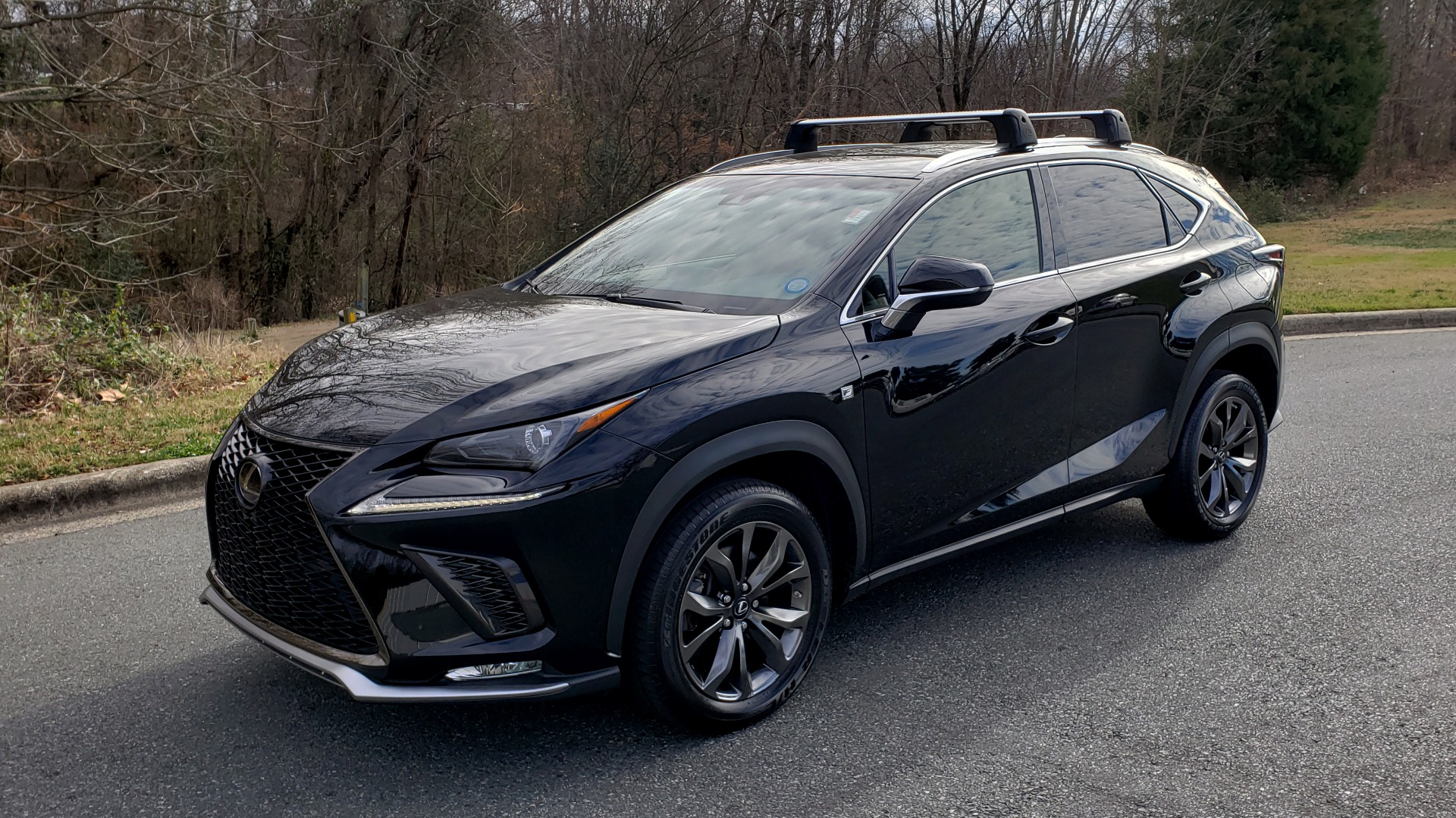 Used 2018 Lexus NX 300 F-SPORT / LEATHER / ACCY PKG / 18IN WHEELS for sale Sold at Formula Imports in Charlotte NC 28227 1