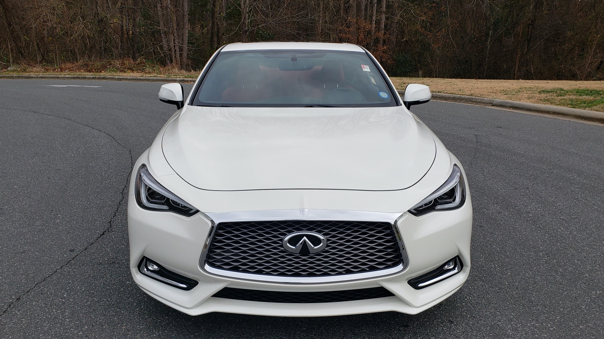 Used 2018 Infiniti Q60 RED SPORT 400 / SENSORY PKG / SUNROOF / NAV / REARVIEW for sale Sold at Formula Imports in Charlotte NC 28227 22