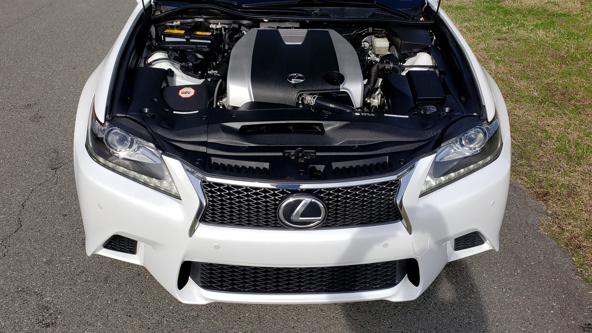 Used 2013 Lexus GS 350 F-SPORT / NAV / SUNROOF / BSM / PRK ASST / REARVIEW for sale Sold at Formula Imports in Charlotte NC 28227 10