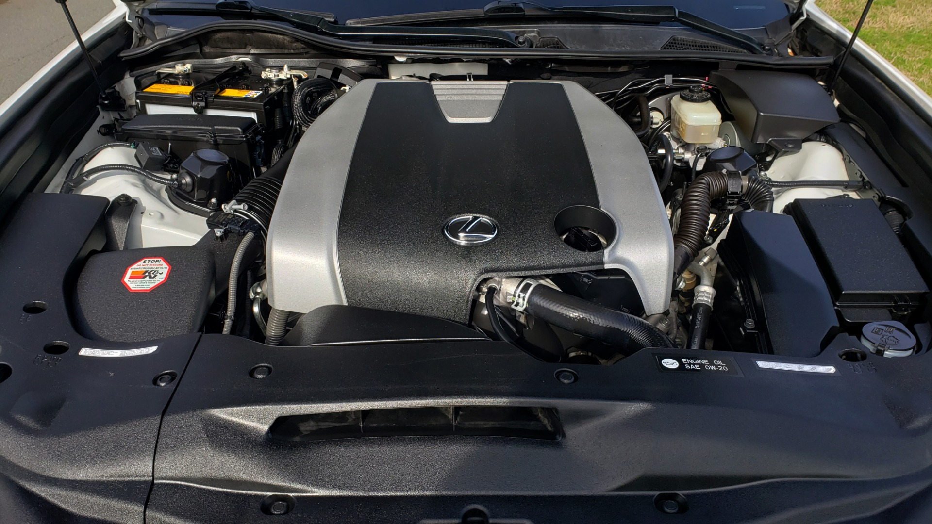Used 2013 Lexus GS 350 F-SPORT / NAV / SUNROOF / BSM / PRK ASST / REARVIEW for sale Sold at Formula Imports in Charlotte NC 28227 11