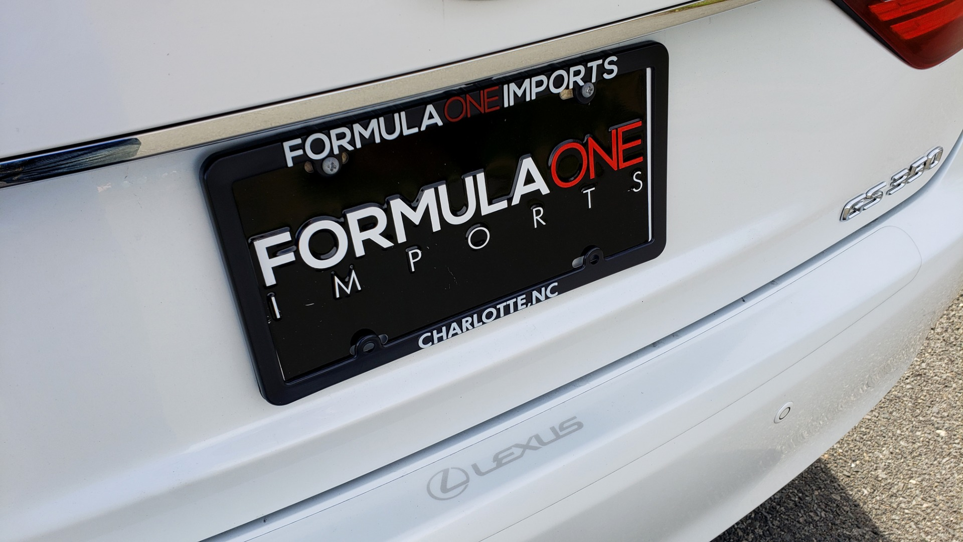 Used 2013 Lexus GS 350 F-SPORT / NAV / SUNROOF / BSM / PRK ASST / REARVIEW for sale Sold at Formula Imports in Charlotte NC 28227 15