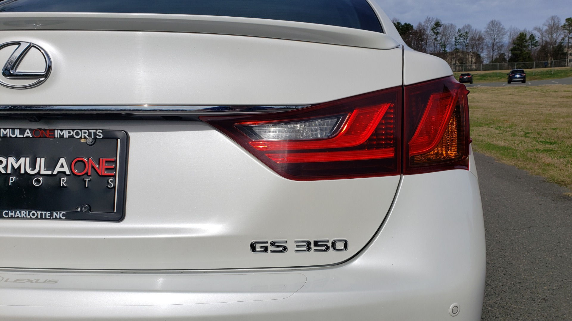 Used 2013 Lexus GS 350 F-SPORT / NAV / SUNROOF / BSM / PRK ASST / REARVIEW for sale Sold at Formula Imports in Charlotte NC 28227 24