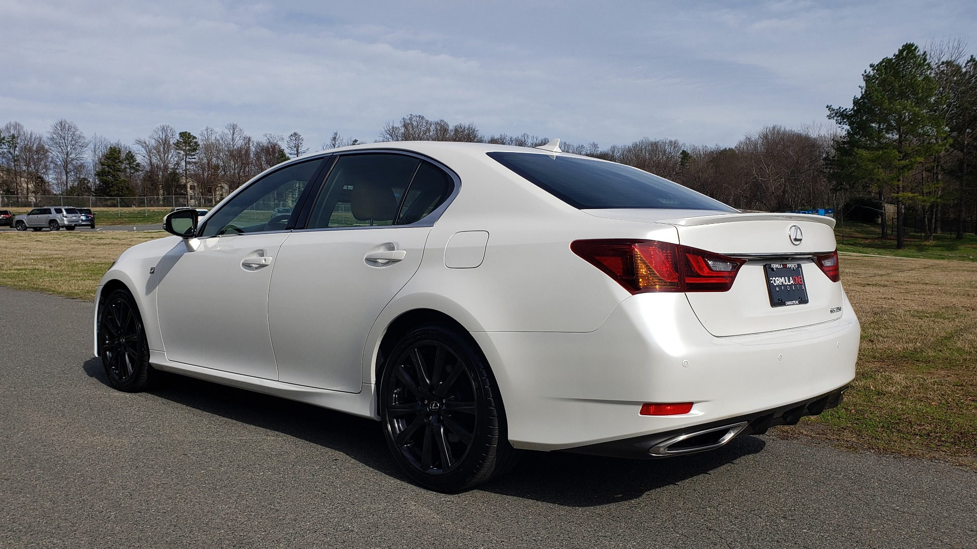 Used 2013 Lexus GS 350 F-SPORT / NAV / SUNROOF / BSM / PRK ASST / REARVIEW for sale Sold at Formula Imports in Charlotte NC 28227 3