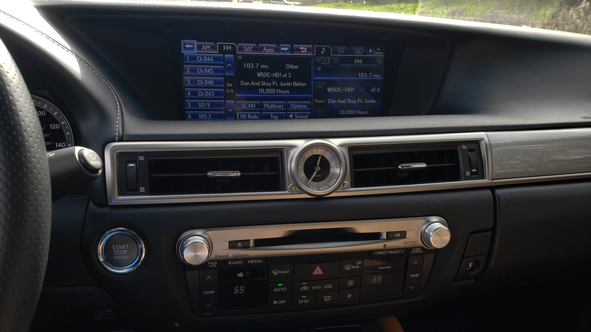 Used 2013 Lexus GS 350 F-SPORT / NAV / SUNROOF / BSM / PRK ASST / REARVIEW for sale Sold at Formula Imports in Charlotte NC 28227 38