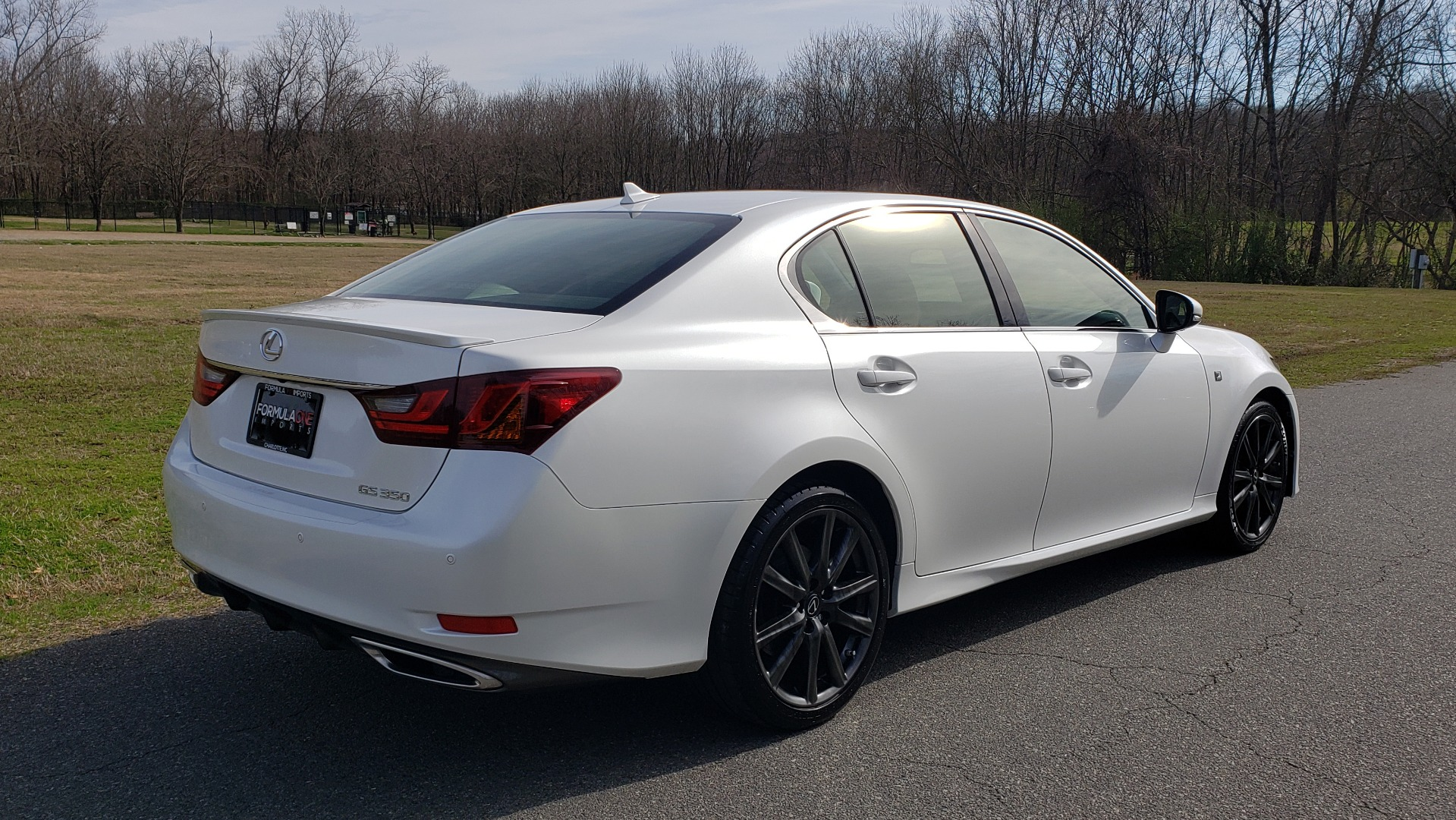 Used 2013 Lexus GS 350 F-SPORT / NAV / SUNROOF / BSM / PRK ASST / REARVIEW for sale Sold at Formula Imports in Charlotte NC 28227 6