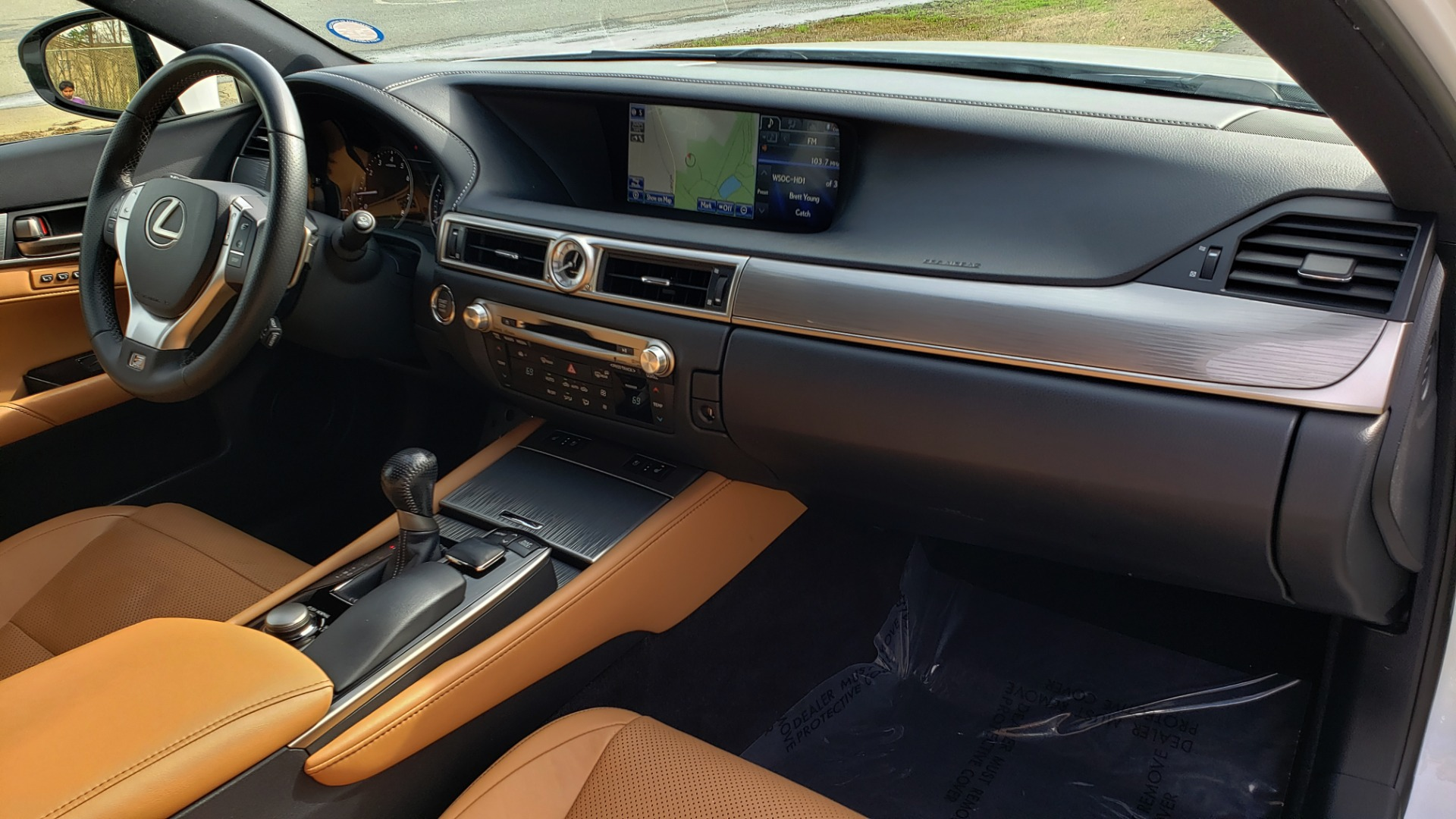 Used 2013 Lexus GS 350 F-SPORT / NAV / SUNROOF / BSM / PRK ASST / REARVIEW for sale Sold at Formula Imports in Charlotte NC 28227 63