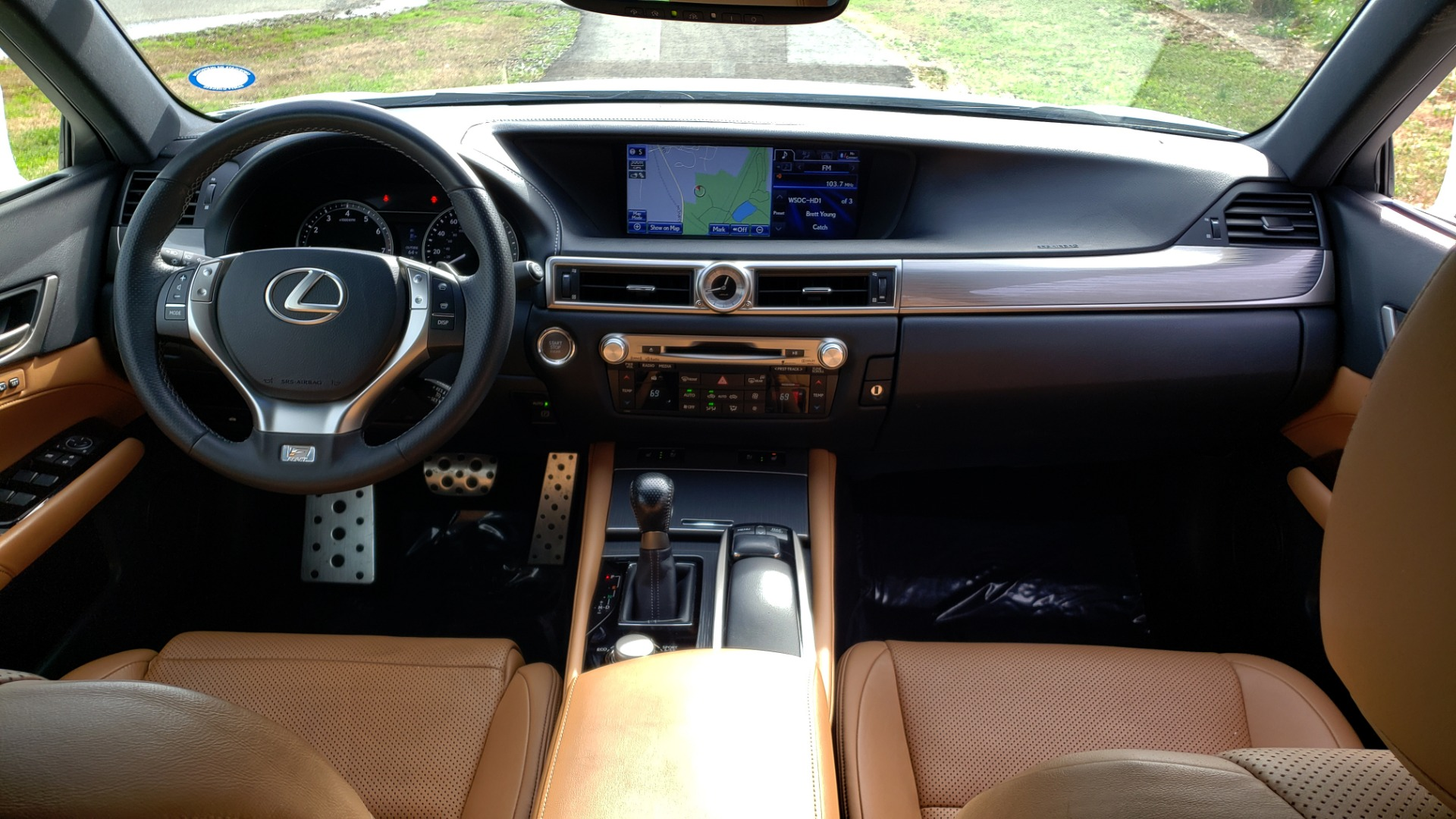 Used 2013 Lexus GS 350 F-SPORT / NAV / SUNROOF / BSM / PRK ASST / REARVIEW for sale Sold at Formula Imports in Charlotte NC 28227 73