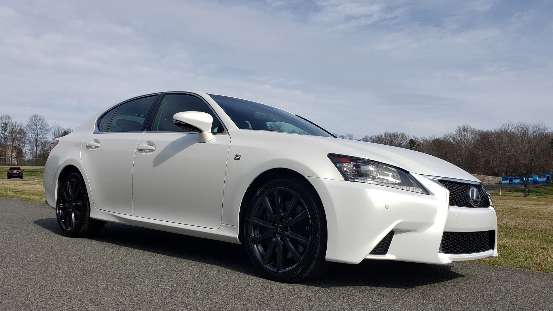 Used 2013 Lexus GS 350 F-SPORT / NAV / SUNROOF / BSM / PRK ASST / REARVIEW for sale Sold at Formula Imports in Charlotte NC 28227 8