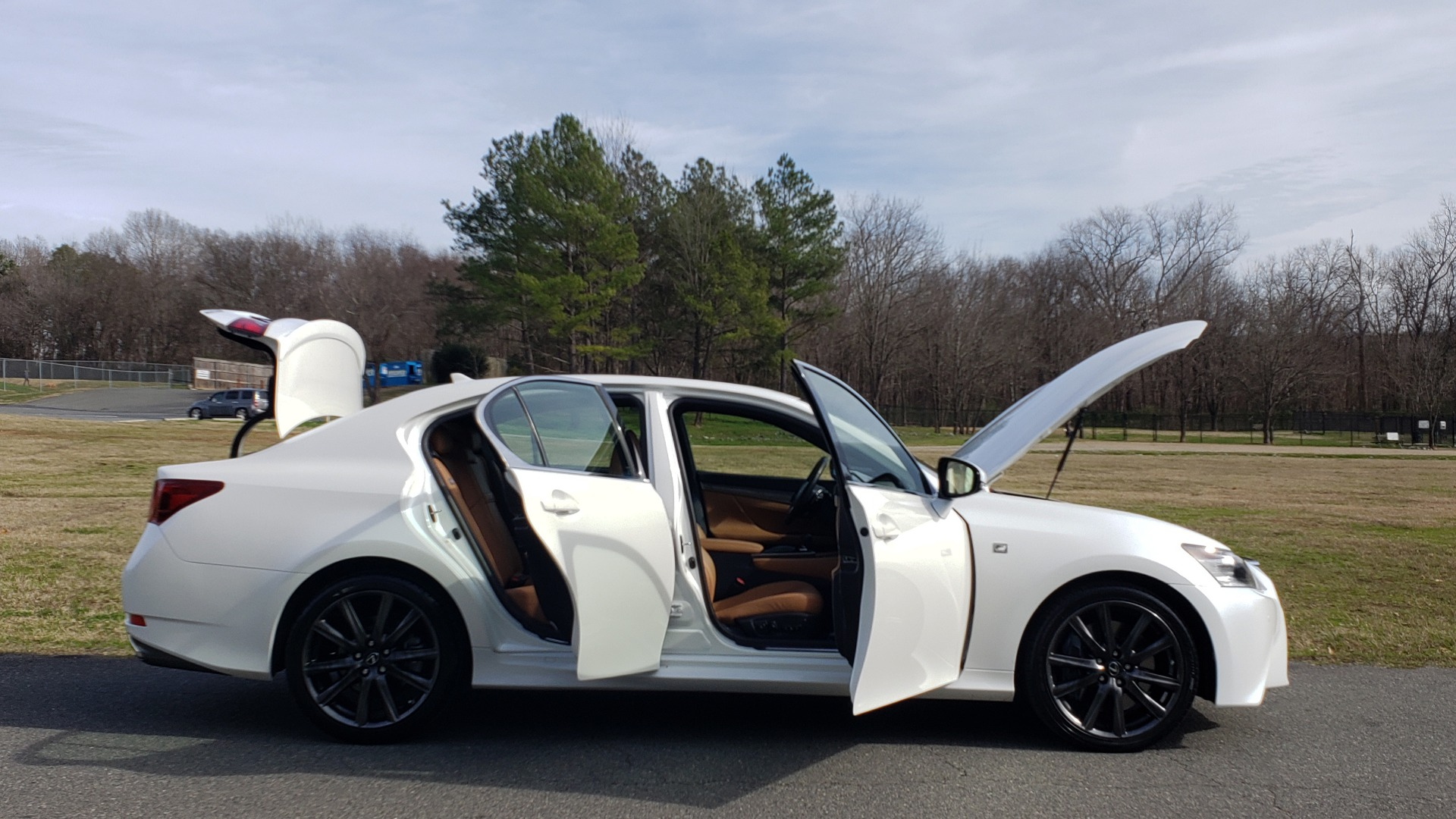 Used 2013 Lexus GS 350 F-SPORT / NAV / SUNROOF / BSM / PRK ASST / REARVIEW for sale Sold at Formula Imports in Charlotte NC 28227 9