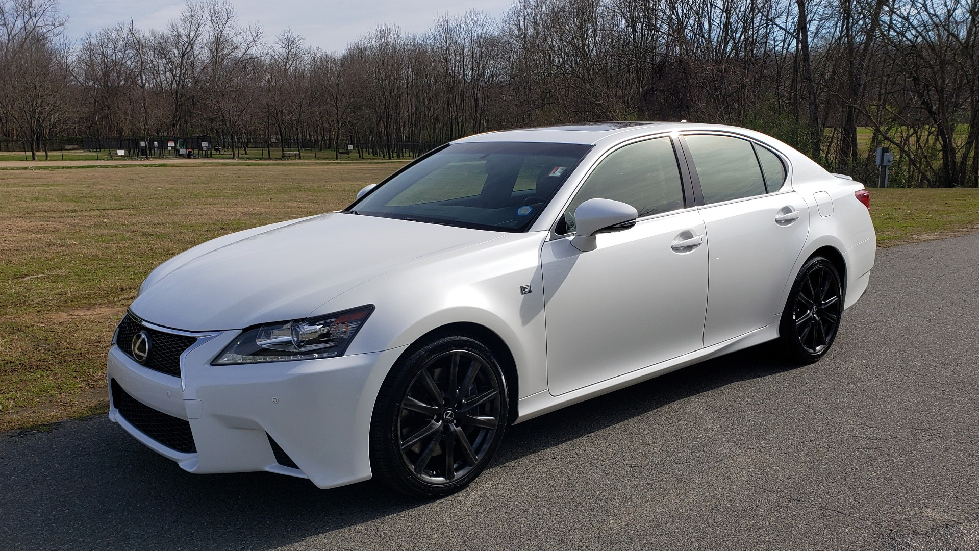 Used 2013 Lexus GS 350 F-SPORT / NAV / SUNROOF / BSM / PRK ASST / REARVIEW for sale Sold at Formula Imports in Charlotte NC 28227 1