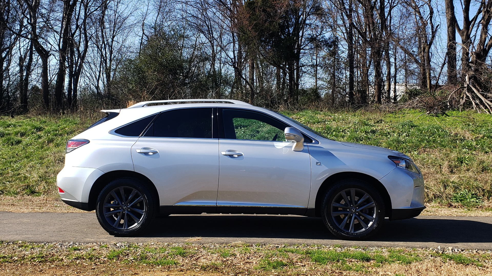 Used 2015 Lexus RX350 AWD F-SPORT / NAV / SUNROOF / BSM / PARK ASST / REARVIEW for sale Sold at Formula Imports in Charlotte NC 28227 5