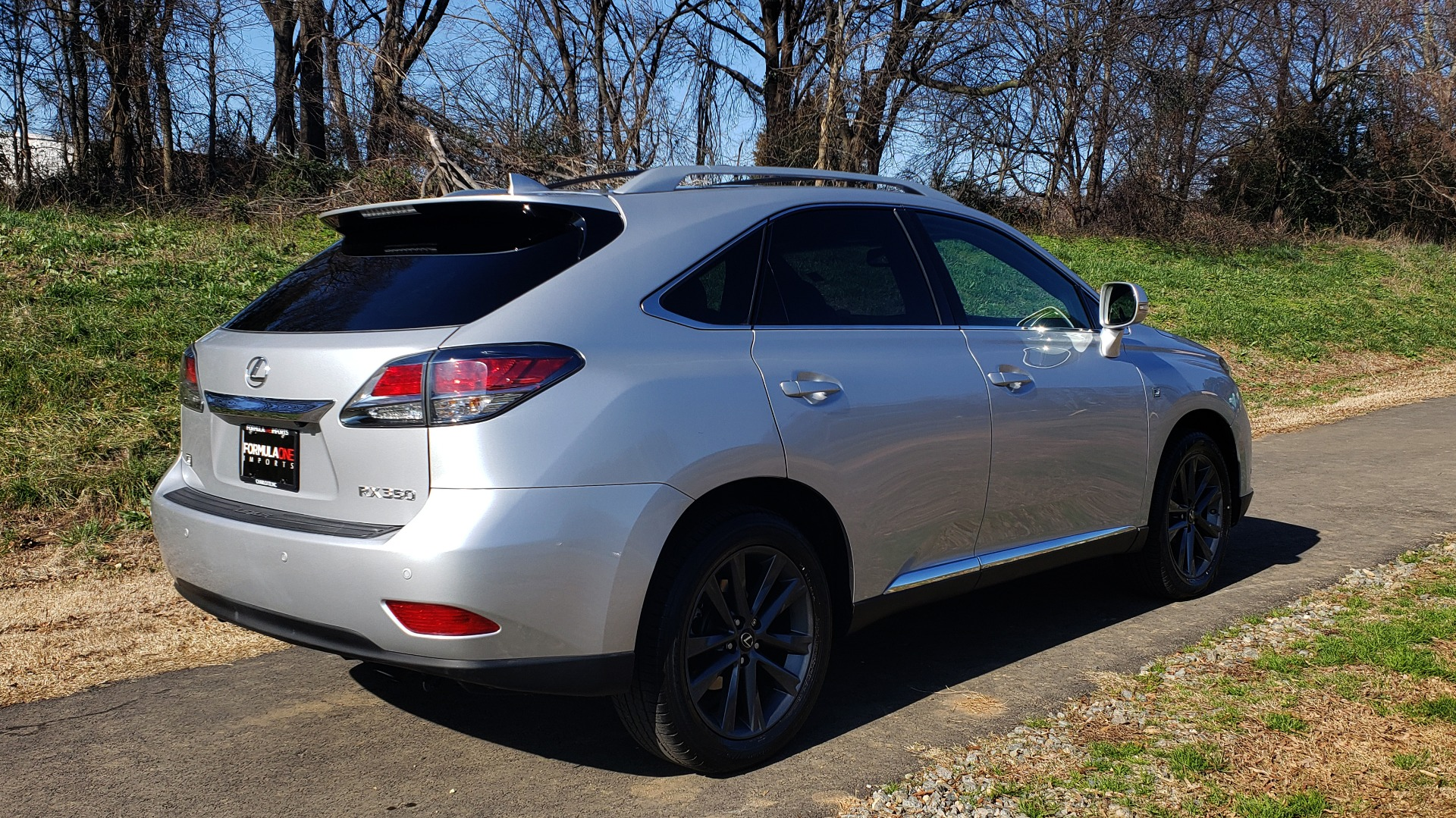 Used 2015 Lexus RX350 AWD F-SPORT / NAV / SUNROOF / BSM / PARK ASST / REARVIEW for sale Sold at Formula Imports in Charlotte NC 28227 6