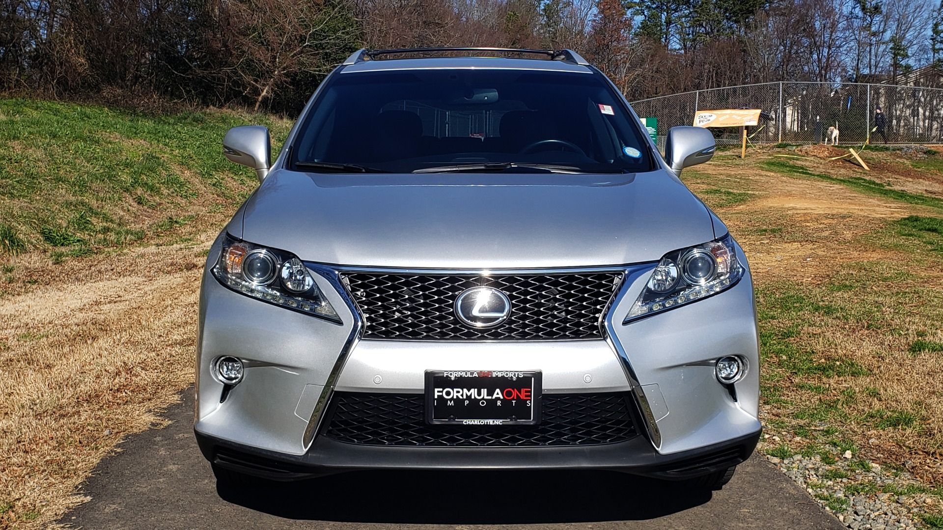 Used 2015 Lexus RX350 AWD F-SPORT / NAV / SUNROOF / BSM / PARK ASST / REARVIEW for sale Sold at Formula Imports in Charlotte NC 28227 9