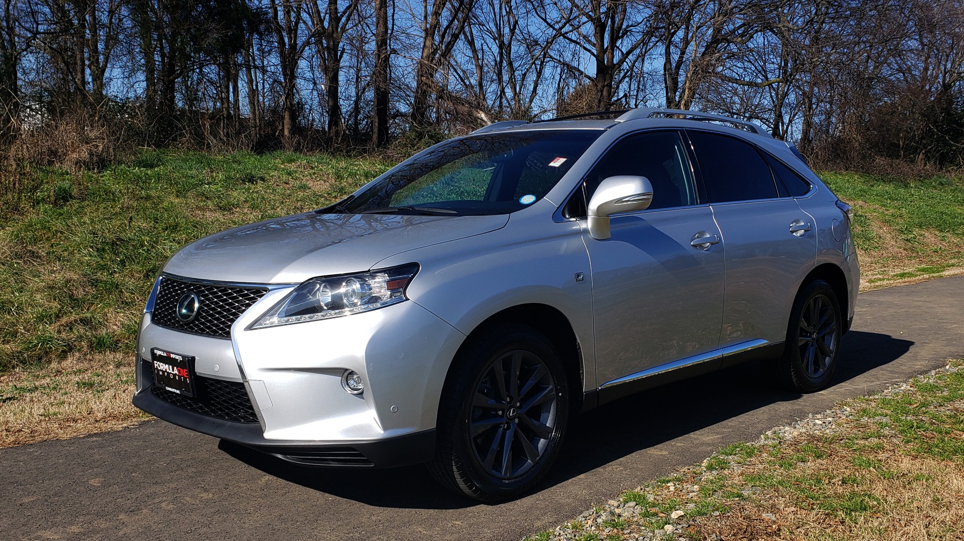 Used 2015 Lexus RX350 AWD F-SPORT / NAV / SUNROOF / BSM / PARK ASST / REARVIEW for sale Sold at Formula Imports in Charlotte NC 28227 1