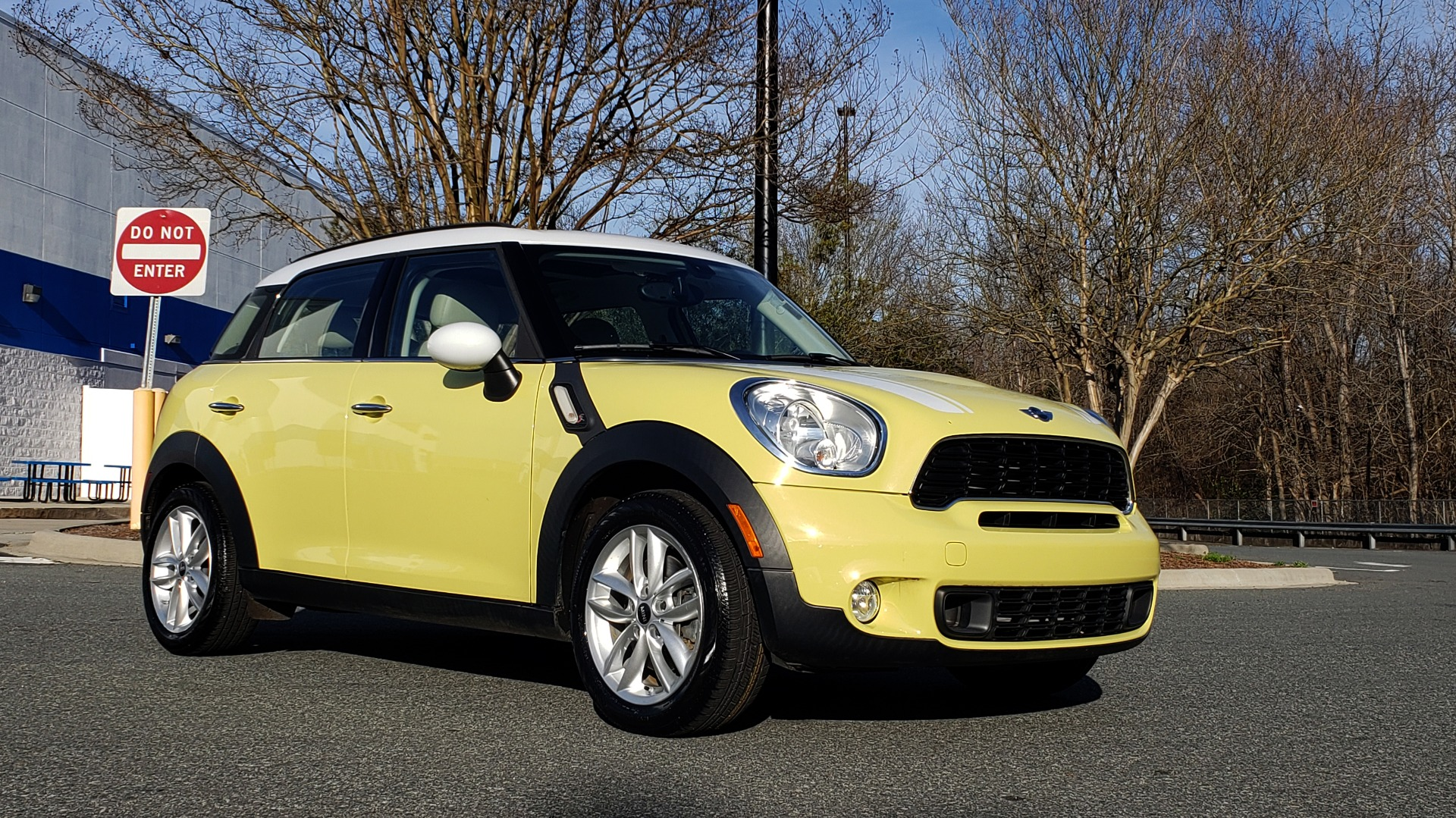 Used 2012 MINI Cooper Countryman S for sale Sold at Formula Imports in Charlotte NC 28227 4