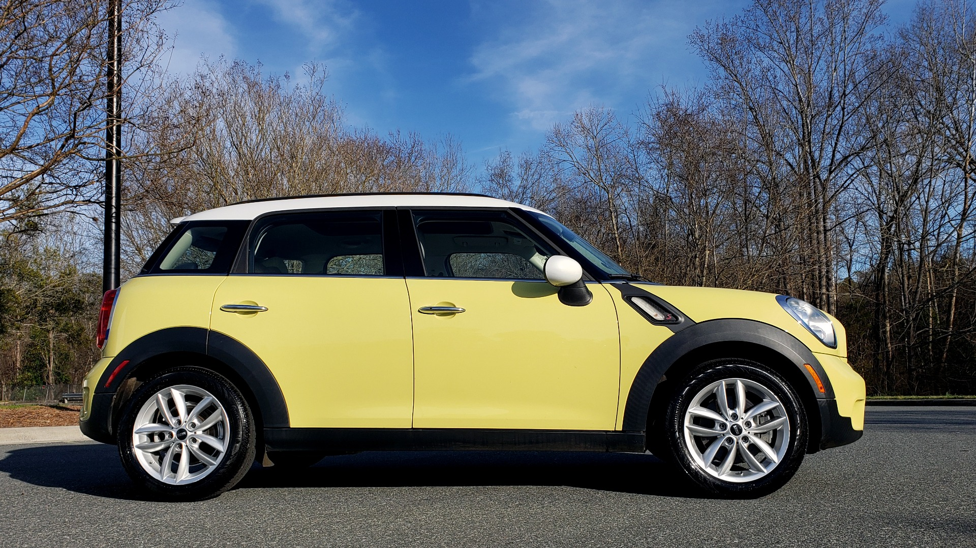 Used 2012 MINI Cooper Countryman S for sale Sold at Formula Imports in Charlotte NC 28227 5