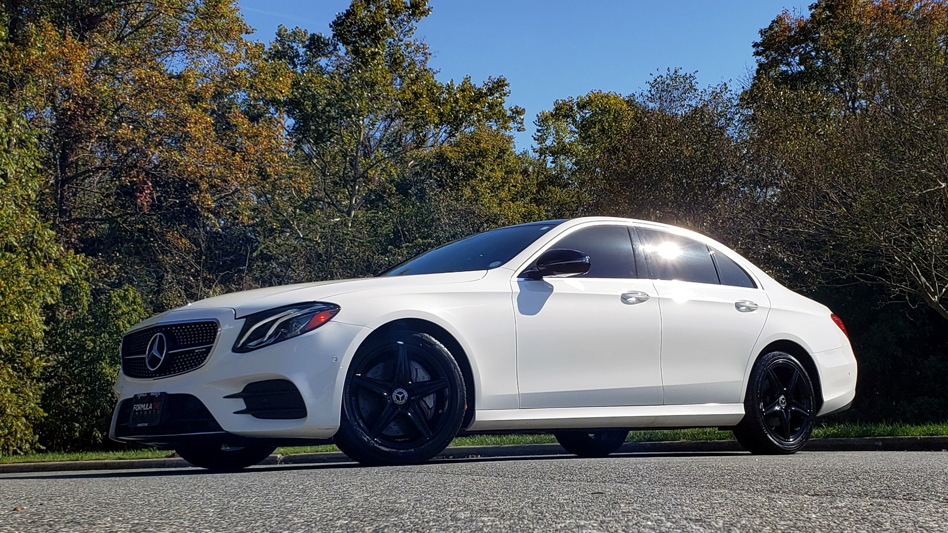 Used 2018 Mercedes-Benz E-Class E 300 for sale Sold at Formula Imports in Charlotte NC 28227 2