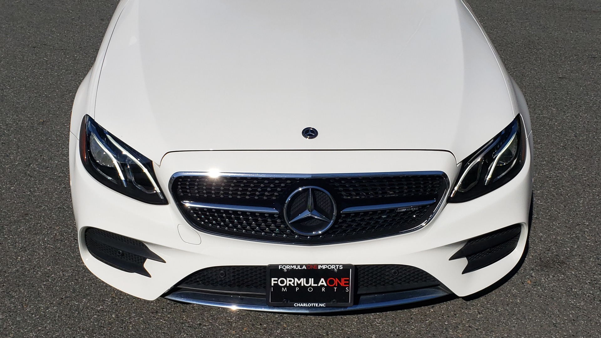 Used 2018 Mercedes-Benz E-Class E 300 for sale Sold at Formula Imports in Charlotte NC 28227 21