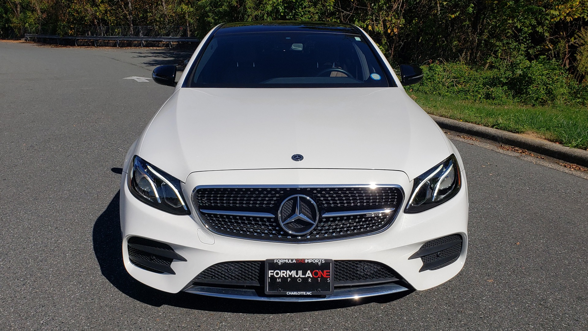 Used 2018 Mercedes-Benz E-Class E 300 for sale Sold at Formula Imports in Charlotte NC 28227 26