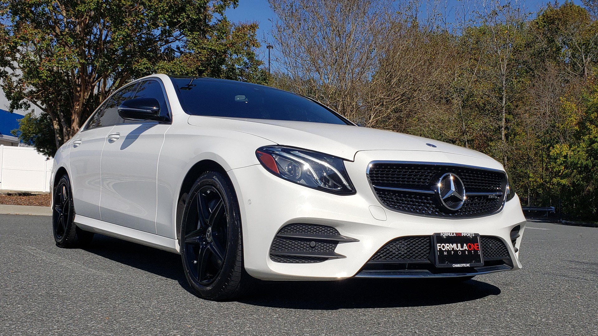Used 2018 Mercedes-Benz E-Class E 300 for sale Sold at Formula Imports in Charlotte NC 28227 5