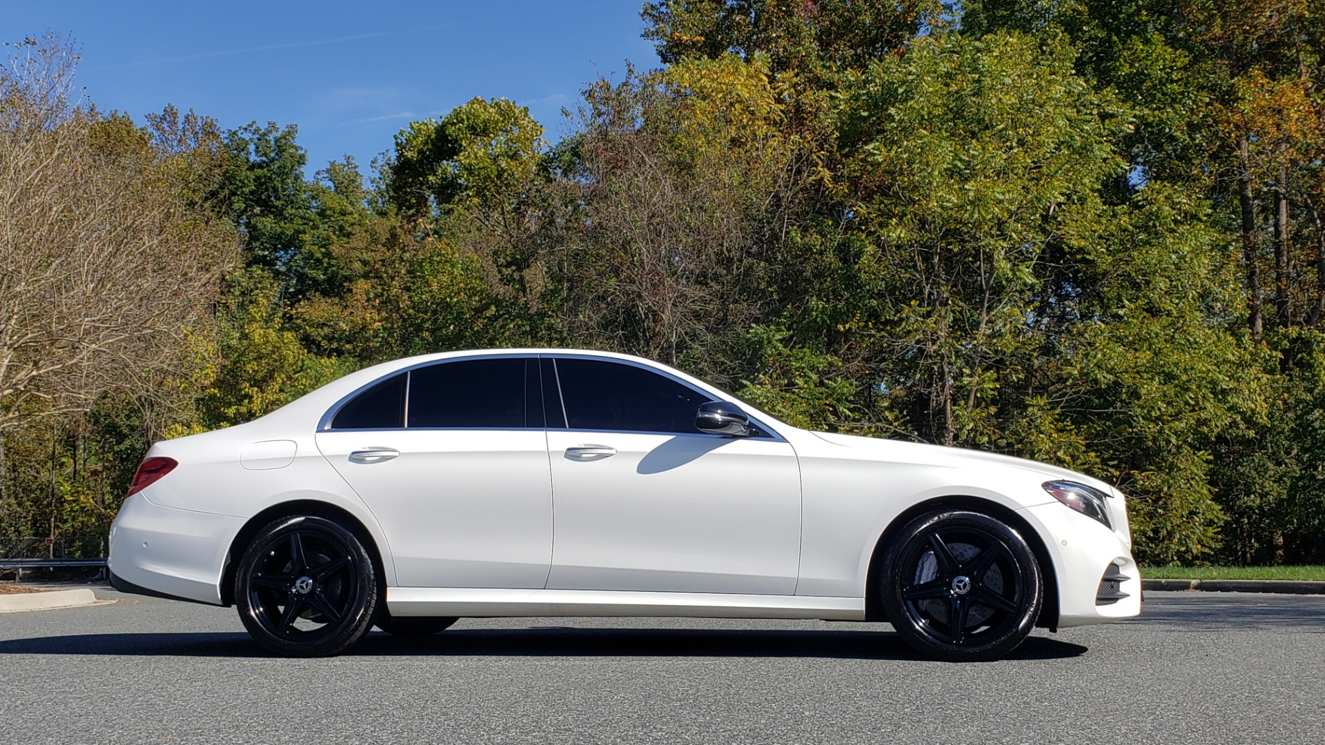 Used 2018 Mercedes-Benz E-Class E 300 for sale Sold at Formula Imports in Charlotte NC 28227 6