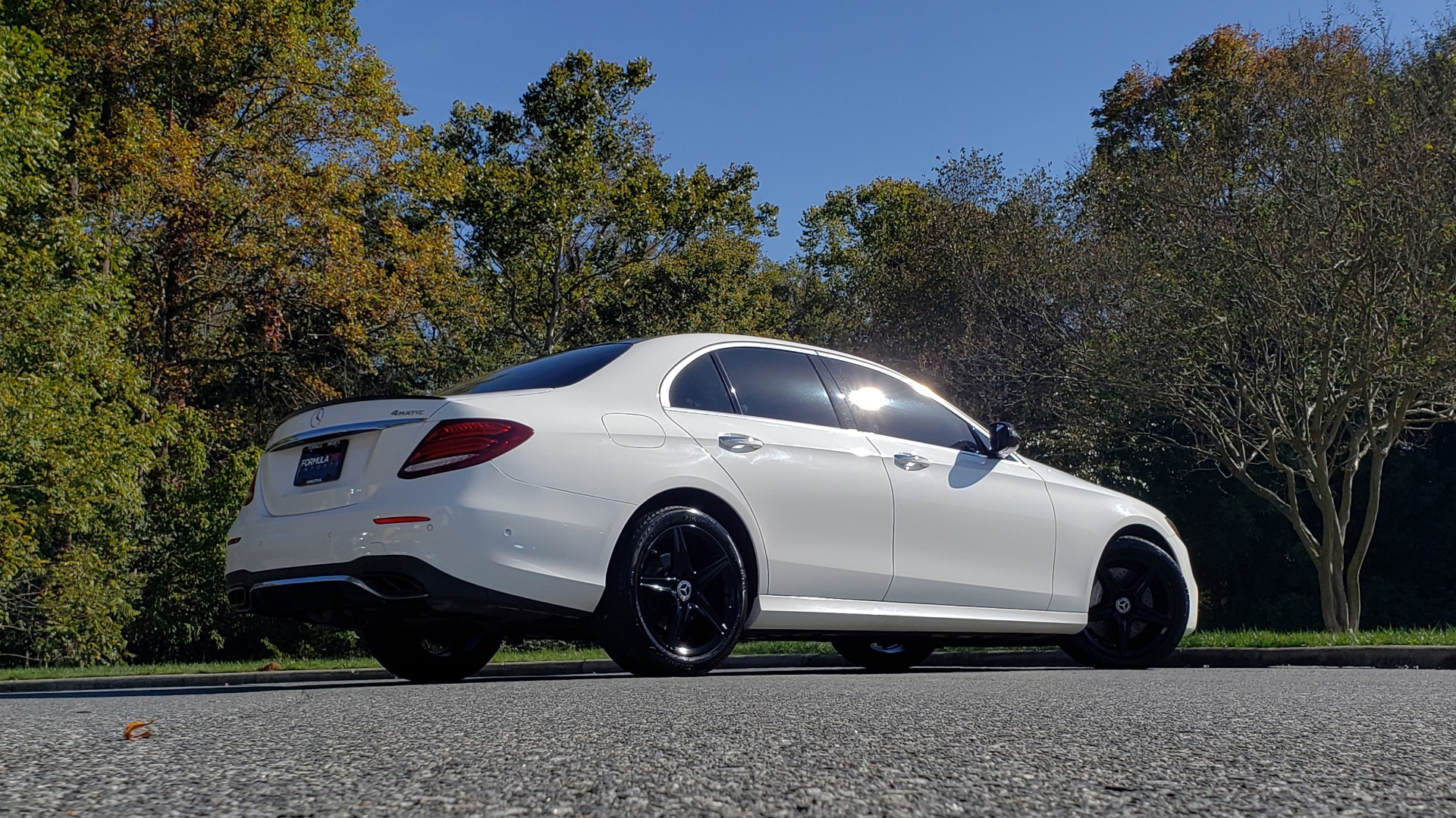 Used 2018 Mercedes-Benz E-Class E 300 for sale Sold at Formula Imports in Charlotte NC 28227 7