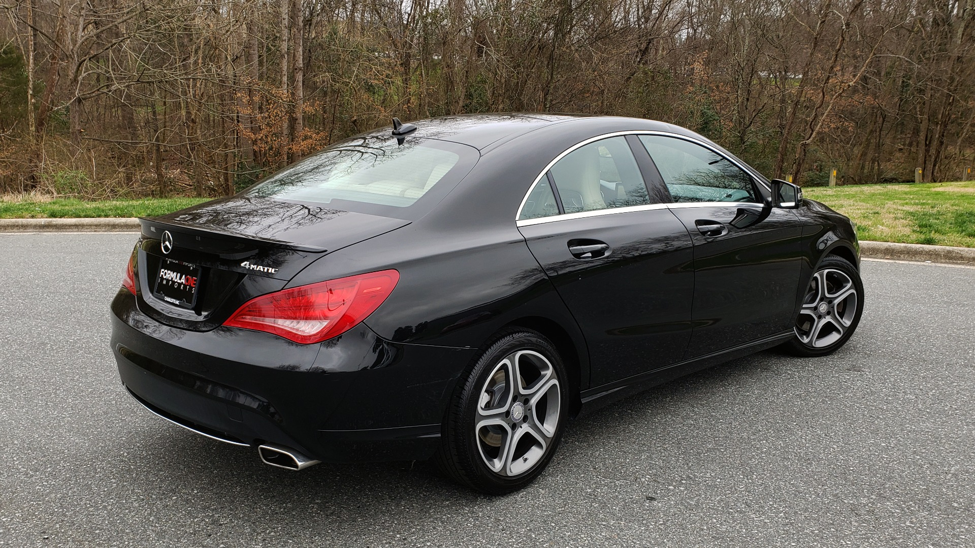 Used 2014 Mercedes-Benz CLA-Class CLA 250 PREM / MULTIMEDIA / NAV / PANO-ROOF / REARVIEW for sale Sold at Formula Imports in Charlotte NC 28227 6