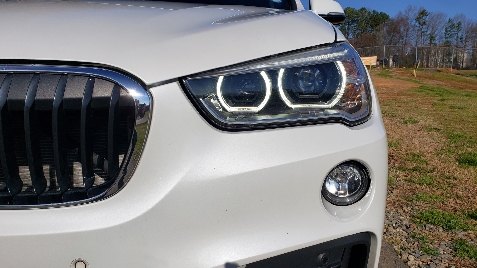 Used 2017 BMW X1 XDRIVE28I M-SPORT / PREMIUM / TECH / CLD WTHR / DRVR ASST for sale Sold at Formula Imports in Charlotte NC 28227 10