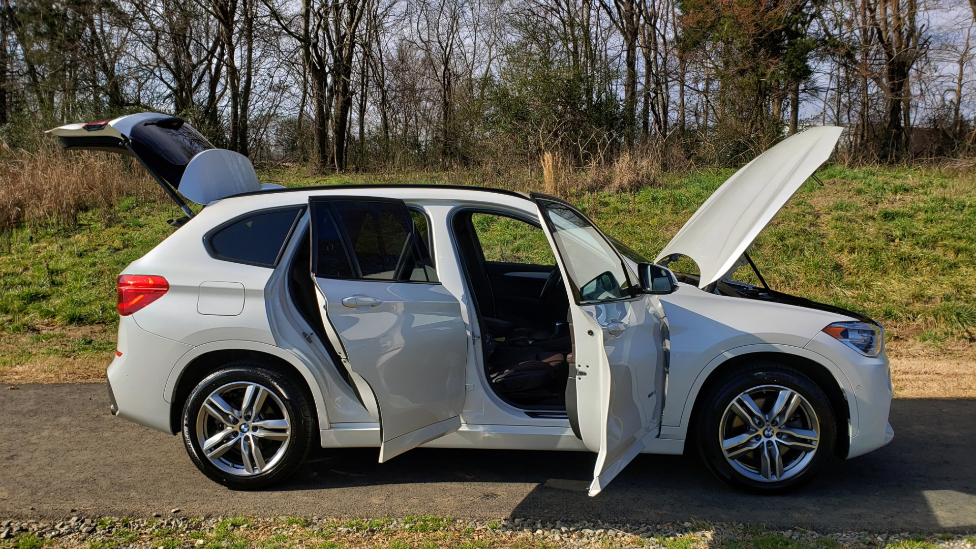 Used 2017 BMW X1 XDRIVE28I M-SPORT / PREMIUM / TECH / CLD WTHR / DRVR ASST for sale Sold at Formula Imports in Charlotte NC 28227 16