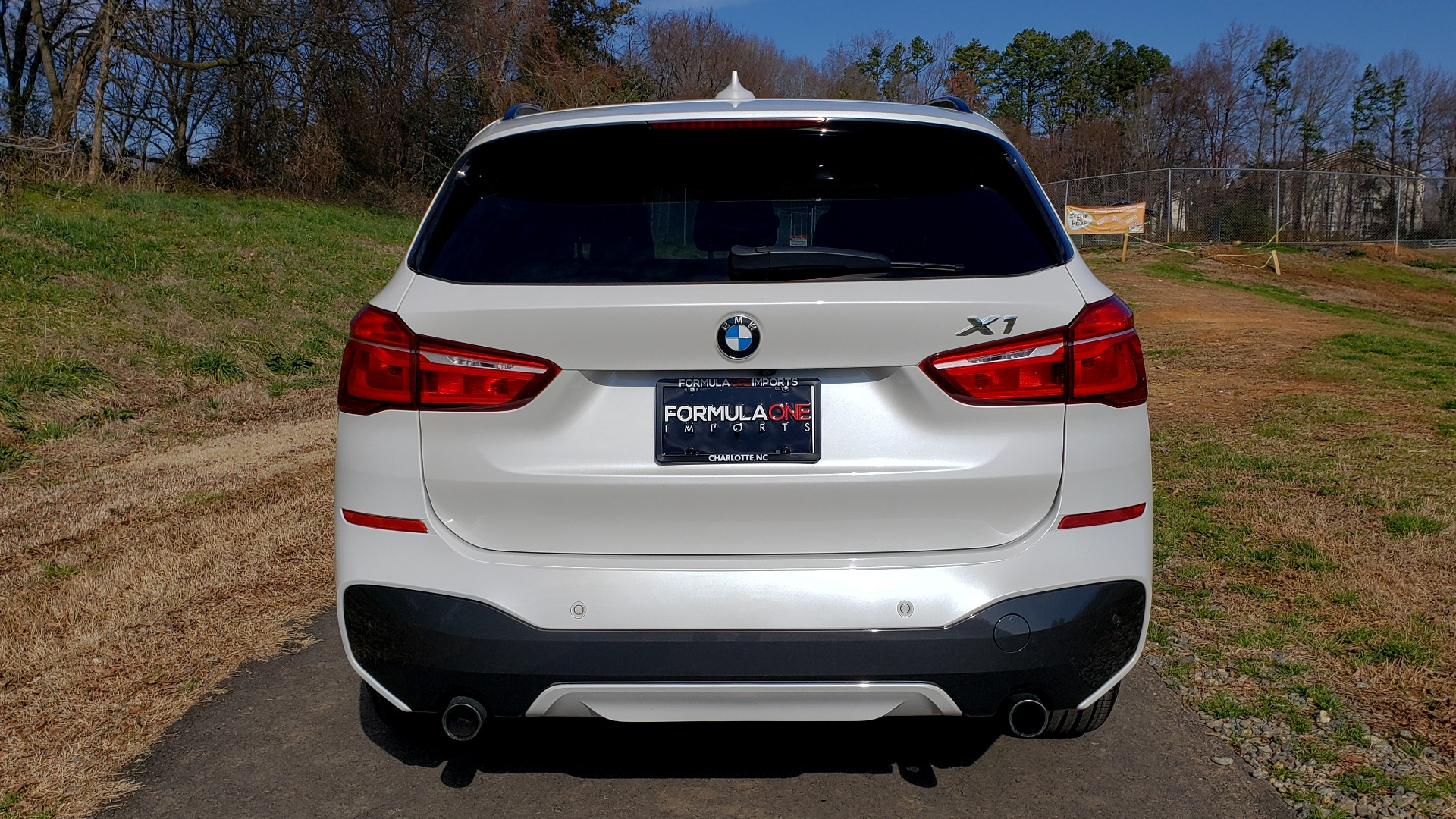 Used 2017 BMW X1 XDRIVE28I M-SPORT / PREMIUM / TECH / CLD WTHR / DRVR ASST for sale Sold at Formula Imports in Charlotte NC 28227 20