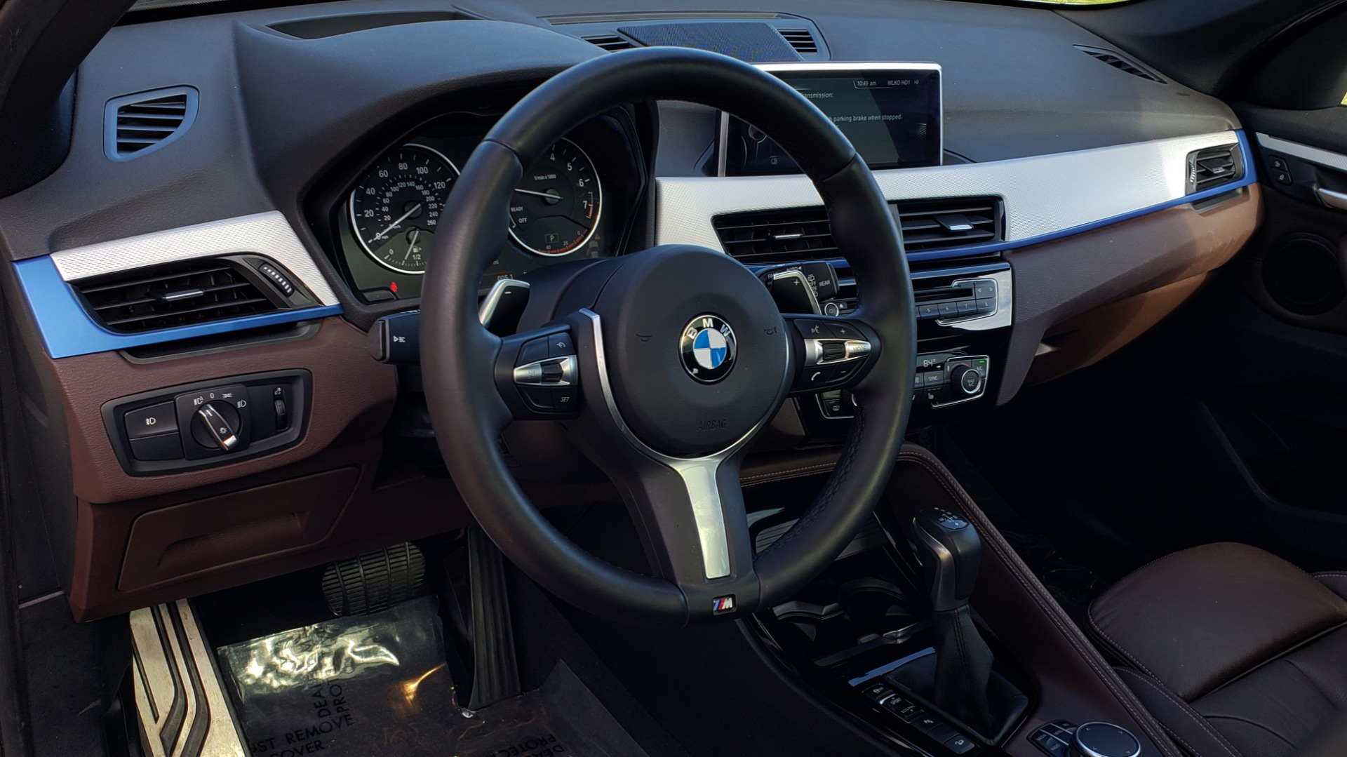 Used 2017 BMW X1 XDRIVE28I M-SPORT / PREMIUM / TECH / CLD WTHR / DRVR ASST for sale Sold at Formula Imports in Charlotte NC 28227 34