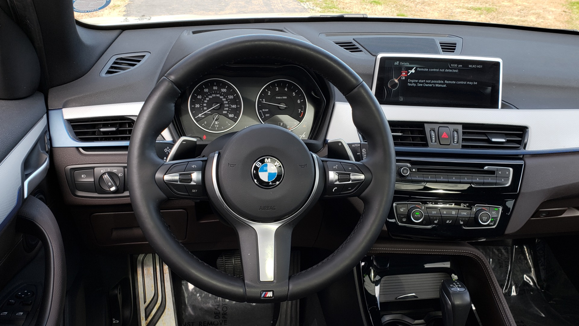 Used 2017 BMW X1 XDRIVE28I M-SPORT / PREMIUM / TECH / CLD WTHR / DRVR ASST for sale Sold at Formula Imports in Charlotte NC 28227 37