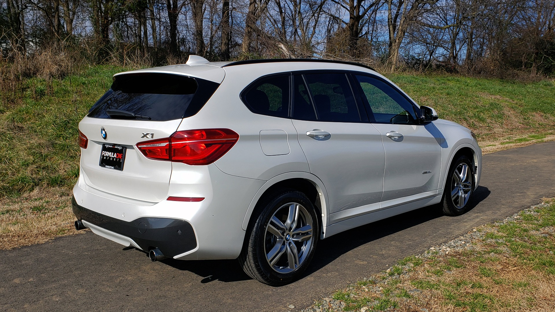 Used 2017 BMW X1 XDRIVE28I M-SPORT / PREMIUM / TECH / CLD WTHR / DRVR ASST for sale Sold at Formula Imports in Charlotte NC 28227 6