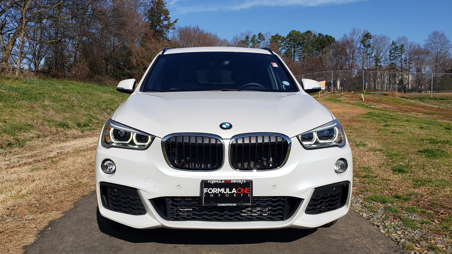 Used 2017 BMW X1 XDRIVE28I M-SPORT / PREMIUM / TECH / CLD WTHR / DRVR ASST for sale Sold at Formula Imports in Charlotte NC 28227 8