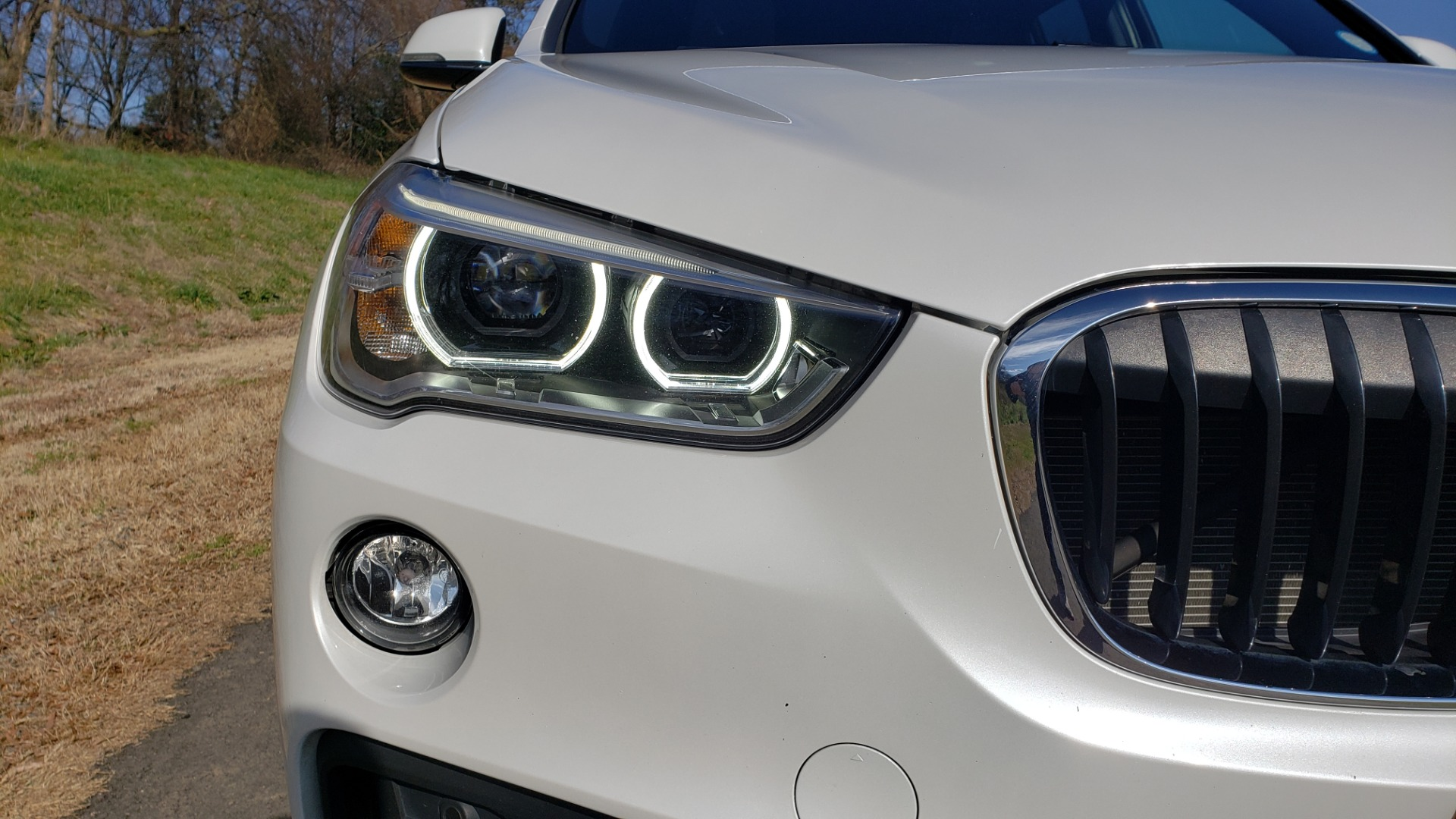 Used 2017 BMW X1 XDRIVE28I M-SPORT / PREMIUM / TECH / CLD WTHR / DRVR ASST for sale Sold at Formula Imports in Charlotte NC 28227 9